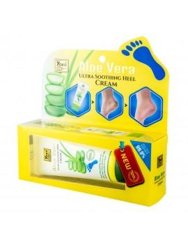 YOKO-594 Aloe Vera Ultra Soothing Heel Cream(Tube+Box) 1.67 oz / 50gr