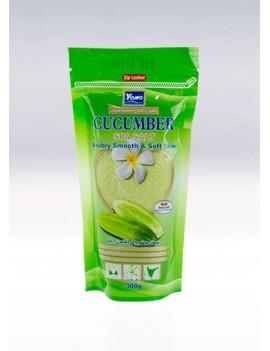 YOKO-417 Cucumber SPA Salt (Zipper Bag) 10 oz / 300gr