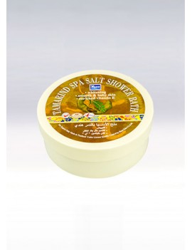 YOKO-070 Tamarind SPA Salt Shower Bath(Jar) 8.33 oz / 250gr