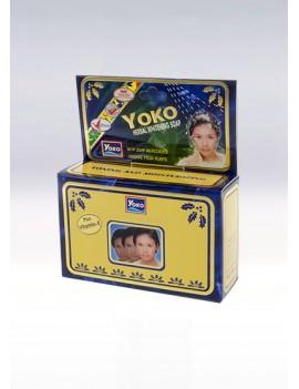 YOKO-018 HERBAL SOAP(Gold / Yellow) 2.67 oz / 80gr