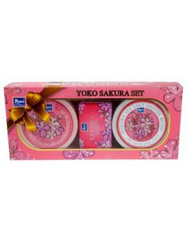 YOKO-589 SAKURA SET 17.67 oz / 530gr