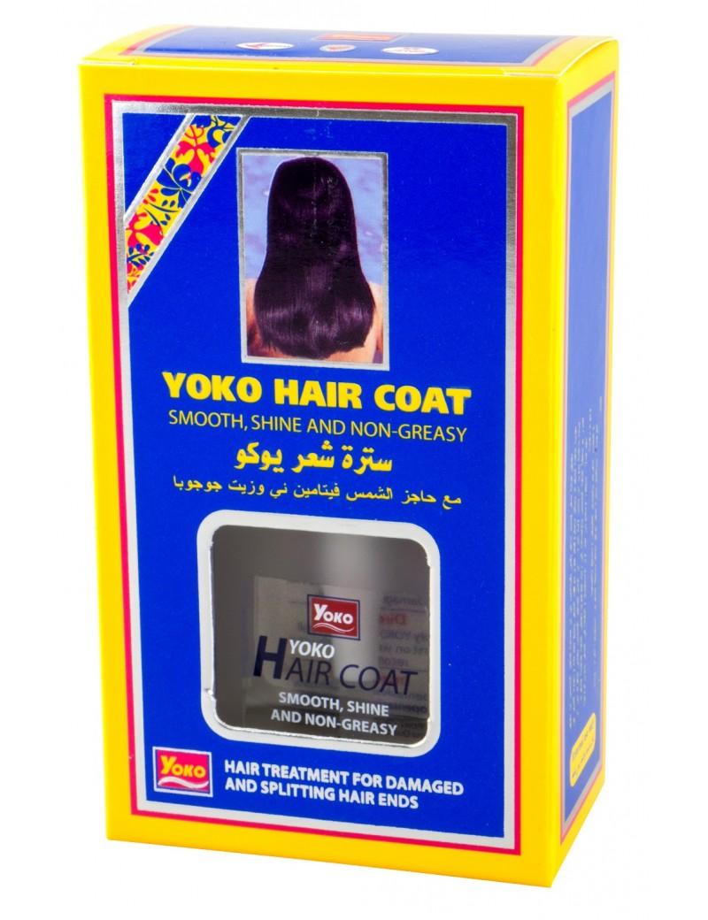 YOKO-519  HAIR COAT(Blue Box) 1 oz / 30 ml