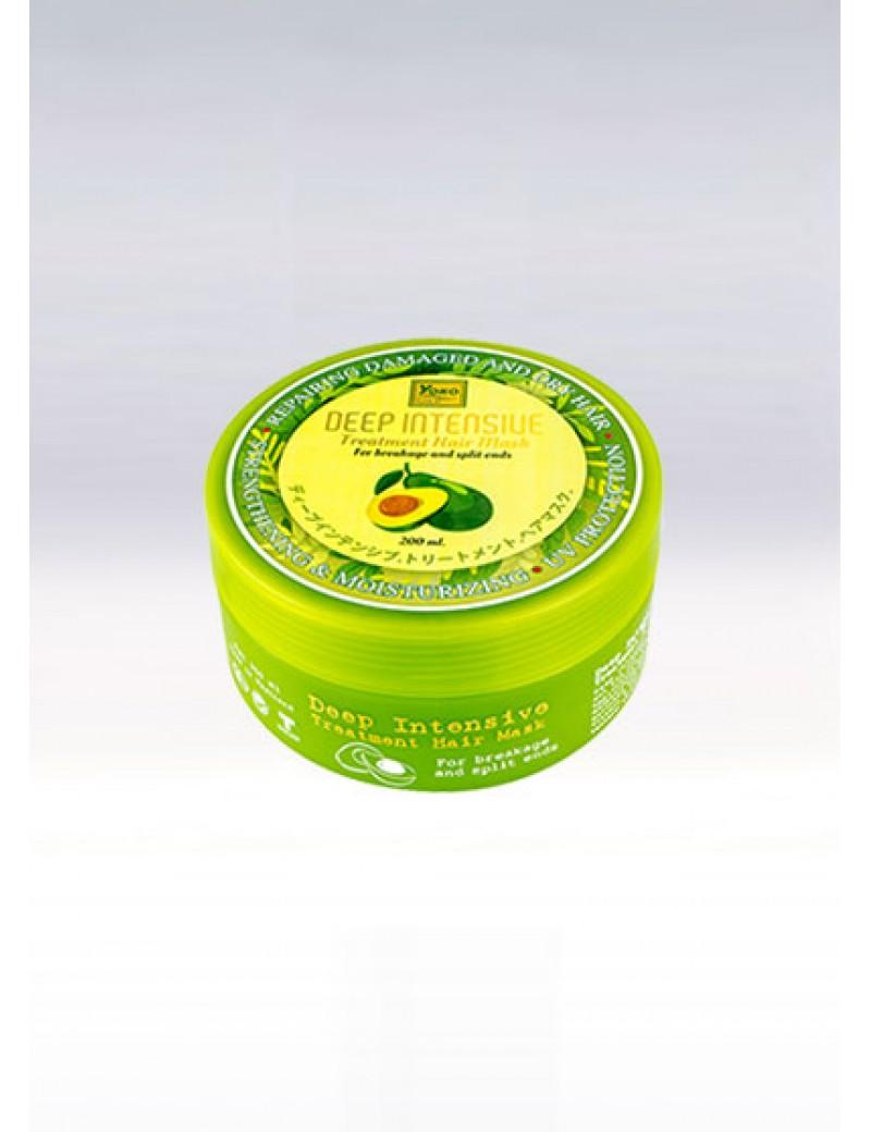 YOKO-562 GOLD DEEP INTENSIVE TREATMENT HAIR MASK 8.33 oz / 250 ml