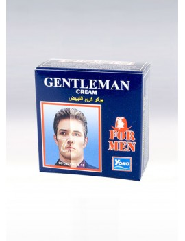 YOKO-006 Gentleman Cream 7 Days for MEN(Navy) 0.13 oz / 4gr