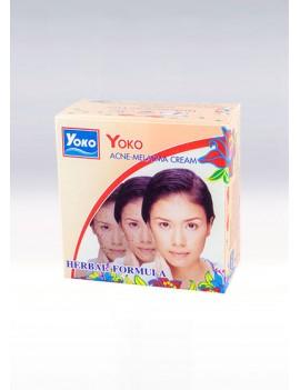 YOKO-017 ACNE-MELASMA CREAM 0.13 oz / 4gr